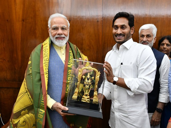 Andhra Pradesh Chief Minister YS Jaganmohan Reddy met Prime Minister Narendra Modi on Tuesday.