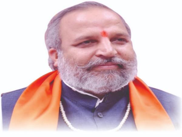 BJP leader and author, Jai Bhagwan Goyal (Photo/Twitter)