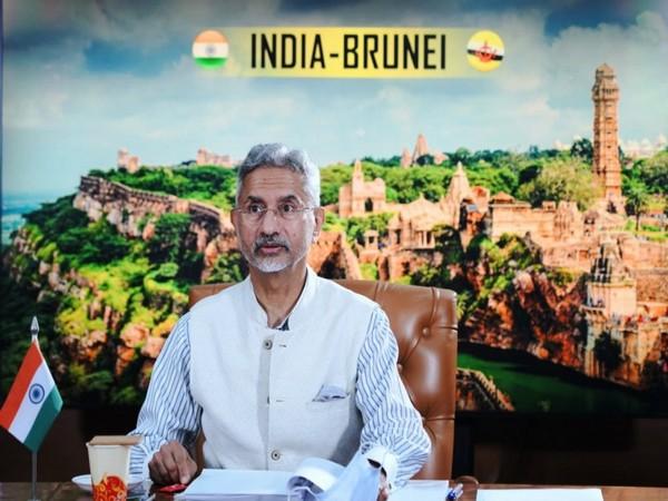 External Affairs Minister S Jaishankar met the leadership of Brunei on Thursday.