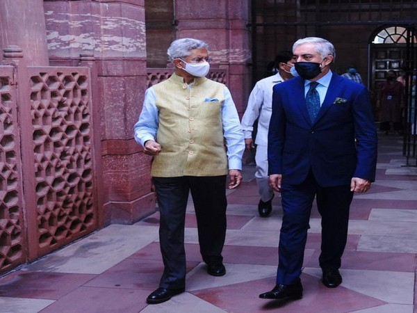 External Affairs Minister (EAM) S Jaishankar on Friday met with Chairman of the High Council for National Reconciliation Abdullah Abdullah amid the recent surge in violence in
