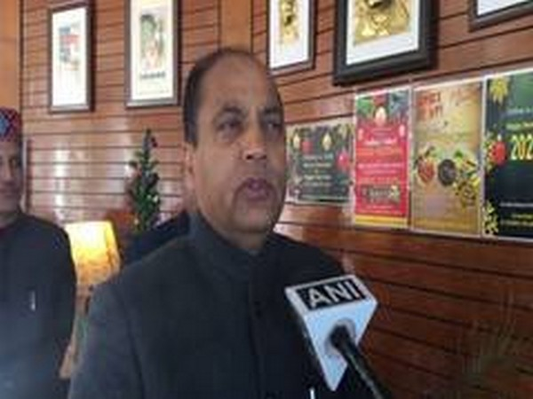Himachal Pradesh Chief Minister (File Photo)