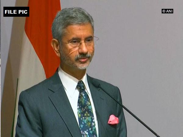External Affairs Minister S Jaishankar (File pic)