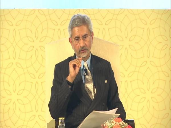External Affairs Minister S. Jaishankar at an event in New Delhi