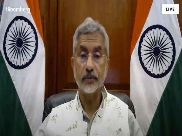 Minster of External Affairs (MEA), S Jaishankar on Thursday, delivering a keynote address at the Bloomberg India Economic Forum 2020,