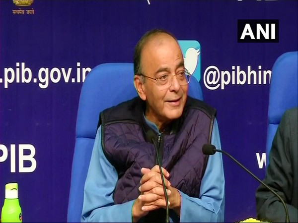 Finance Minister Arun Jaitley during the release of the book 'Mann ki Baat – A Social Revolution on Radio' in New Delhi on Saturday.