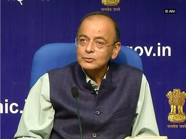 Finance Minister Arun Jaitley (File Image)
