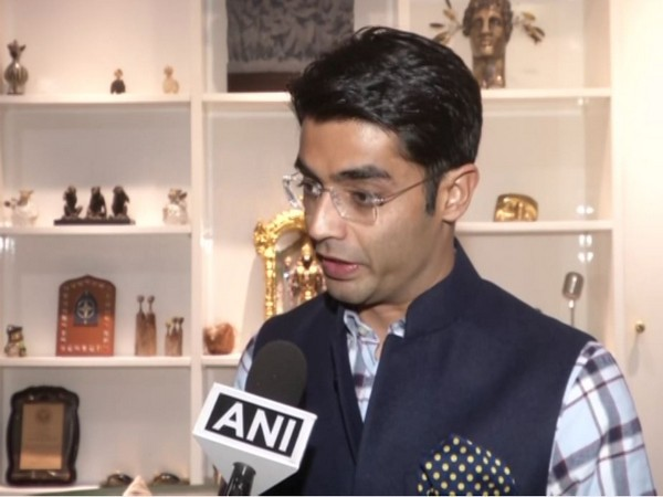 Congress Spokesperson Jaiveer Shergill (File Photo/ANI)