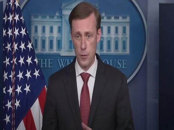 US National Security Adviser Jake Sullivan (File Photo)