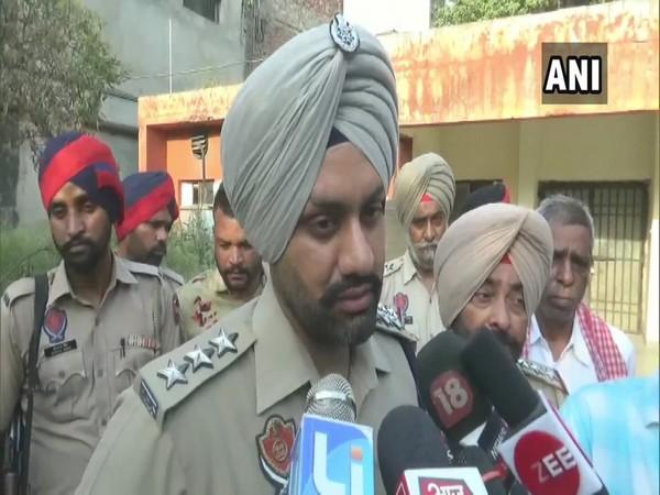 Harsimrat Singh, ACP Jalandhar (Central) sharing details of the case