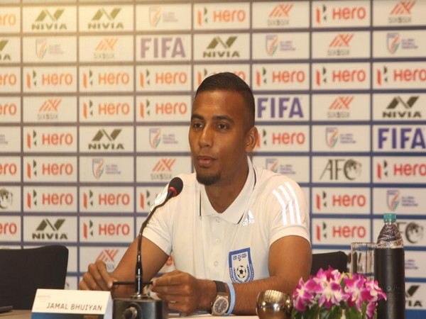 Bangladesh captain Jamal Bhuyan (Photo/ AIFF)
