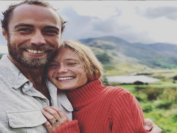 James Middleton and Alizee Thevenet, Picture courtesy: Instagram