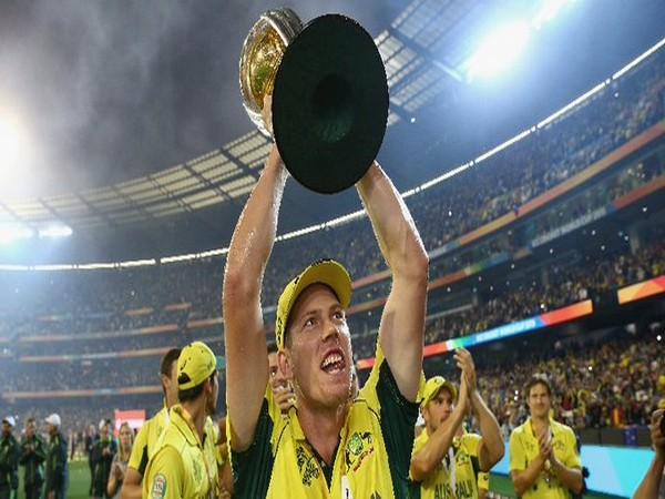 Australian all-rounder James Faulkner (Photo/ICC Twitter)