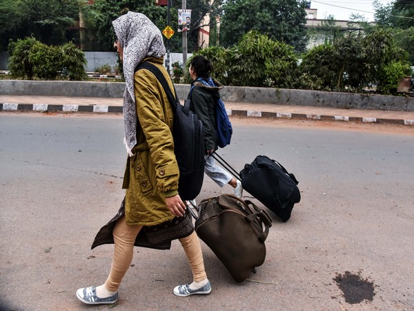Students of Jamia Millia Islamia University had left campus on December 16 following protests and police crackdown during anti-CAA stir. (File Image)