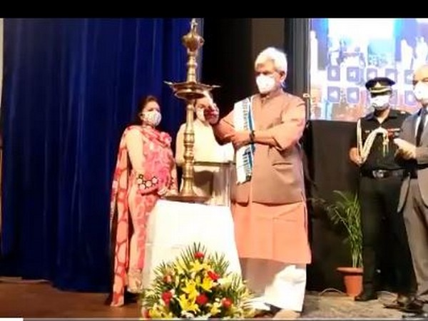 Lieutenant Governor, Manoj Sinha inaugurated a Conference on the Implementation of National Education Policy (NEP-2020) at Zorawar Singh Auditorium of Jammu University