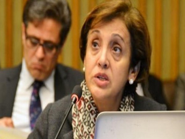 Pakistan Foreign Secretary Tehmina Janjua (file photo)