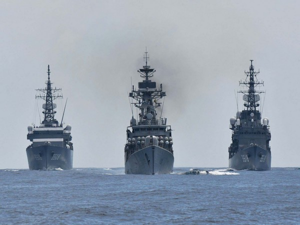 India, Japan conduct naval exercise in Indian Ocean
