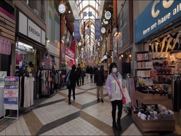 Nakano Sun Mall Shopping Street