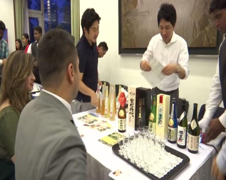 Japan Embassy hosts 'Sake 2019' (Photo/ANI)