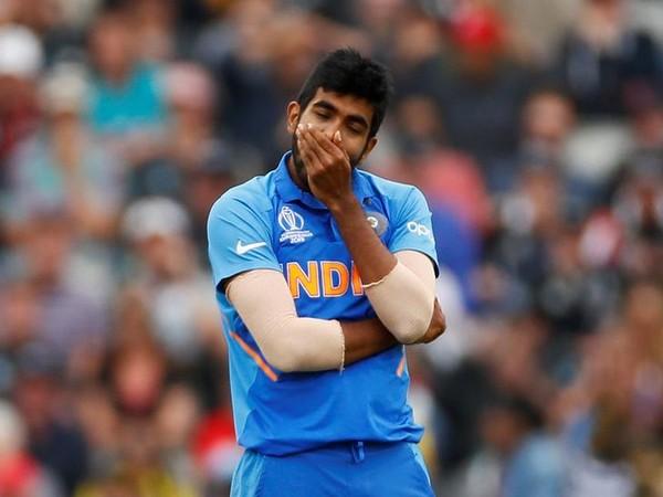 India pacer Jasprit Bumrah