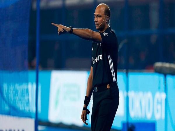 International umpire Javed Shaikh (Photo/Hockey India Twitter)