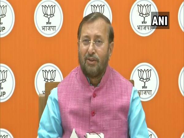 Union Minister Prakash Javadekar (File Pic)