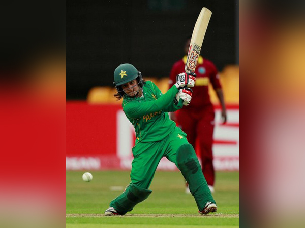 Pakistan cricketer Javeria Khan