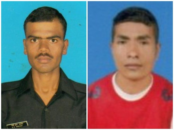 Two soldiers of Indian Army were killed in action during an encounter with terrorists in Naushera.