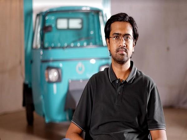 Jayant Gupta, Founder and CEO, Grevol