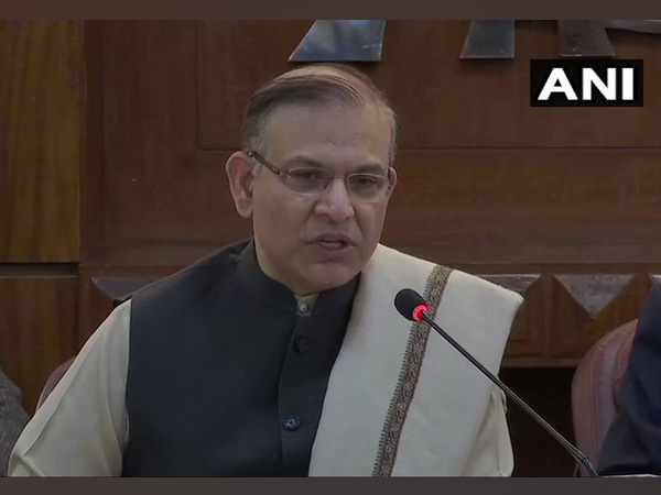Union Minister of State for Civil Aviation Jayant Sinha