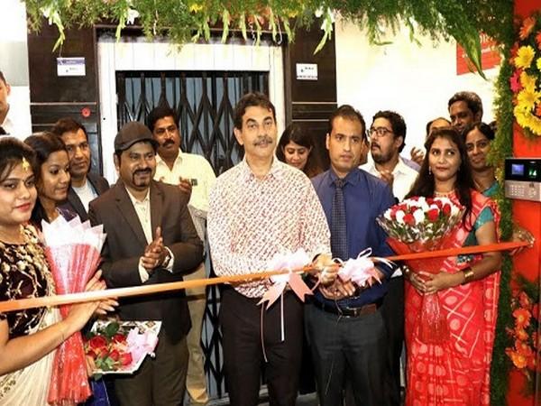 Jayesh Ranjan Principal Secretary IT and Industries, Telangana inaugurating Arena Animation Medhipatnam, Hyderabad, Telangana