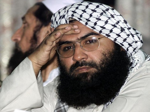 Jaish-e-Mohammad chief Masood Azhar (file photo)