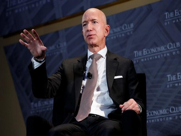 CEO of Amazon Jeff Bezos (File Photo)