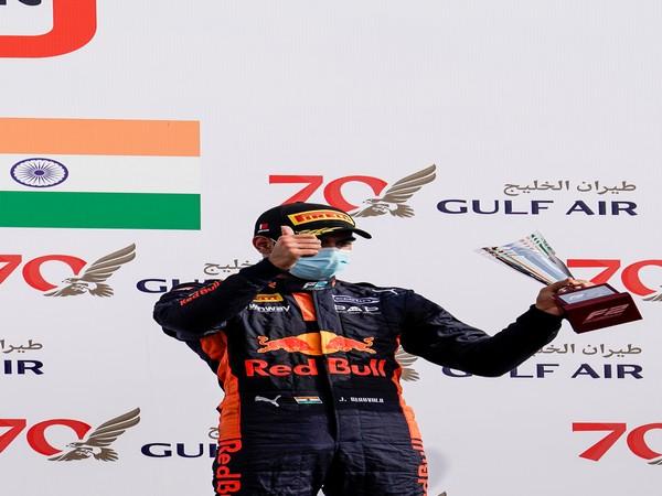 Jehan Daruvala at Bahrain Grand Prix Support Race (Photo: James Gasperotti)