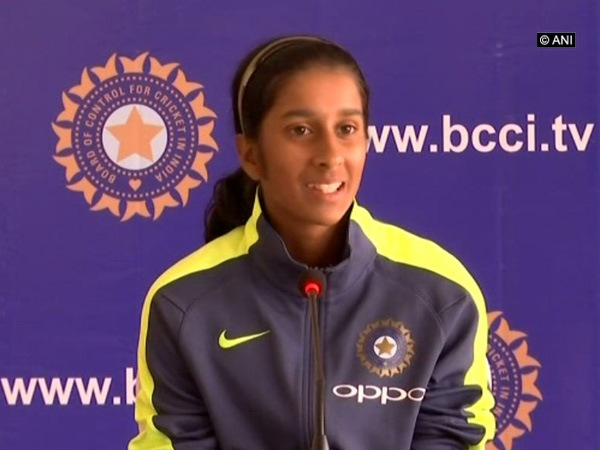 India batter Jemimah Rodrigues