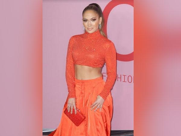 Jennifer Lopez Wears Platinum Jewellery from Harry Winston to the 2019 CFDA Fashion Awards