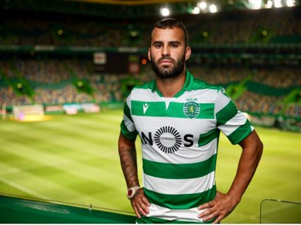 Sporting CP's Jesse Rodriguez (Photo/ Sporting CP Twitter)