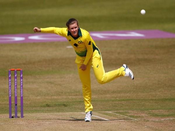 Australia all-rounder Jess Jonassen