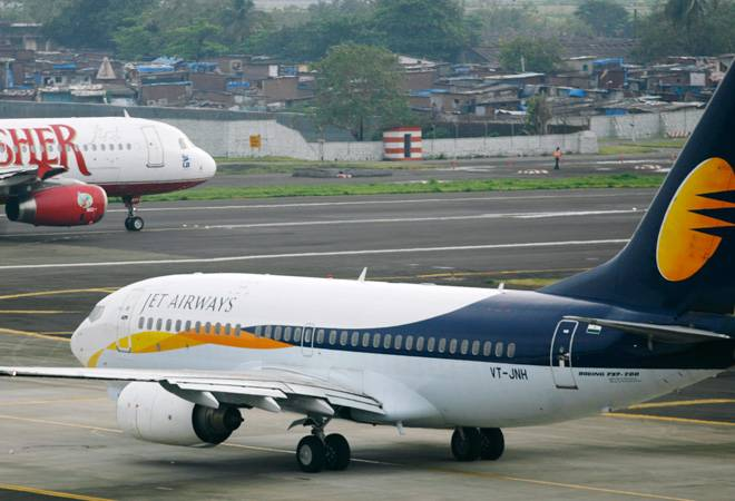 Jet has a debt of more than Rs 8,500 crore