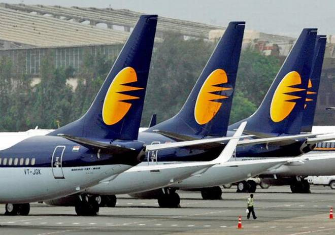 Jet Airways has suspended its services to and from Singapore