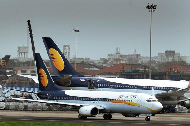Jet Airways faces mounting debts and competition from low-cost airlines