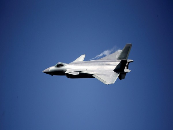 Chinese J20 (File photo)