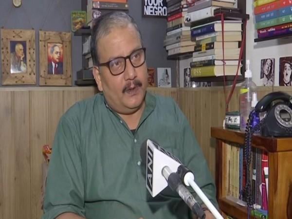 RJD leader Manoj Jha (File photo)