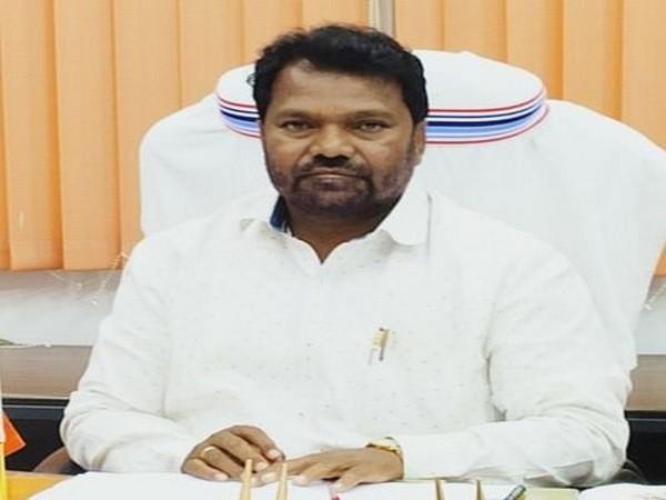 Jharkhand Education Minister Jagarnath Mahto. (Photo courtesy: Twitter)