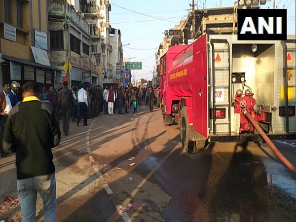 Violence had erupted in Lohardaga in Jharkhand during a pro-CAA rally on January 23. Photo/ANI