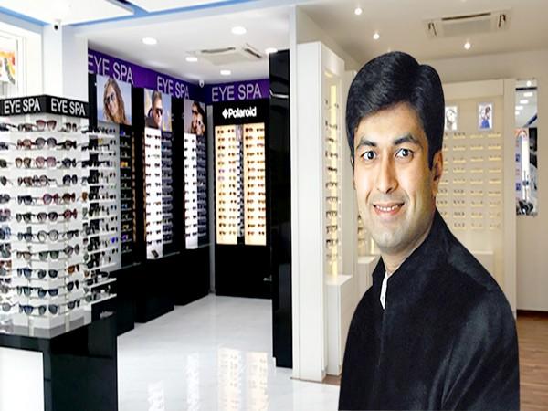 Jigar Gangar, Director, Gangar Eyenation