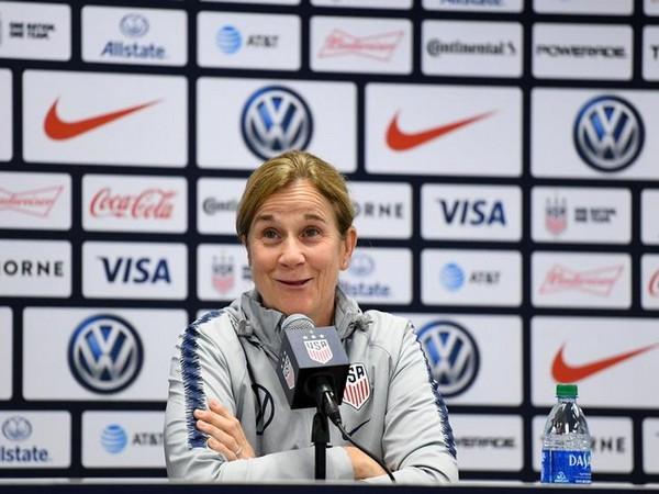 Former US women's football coach Jill Ellis