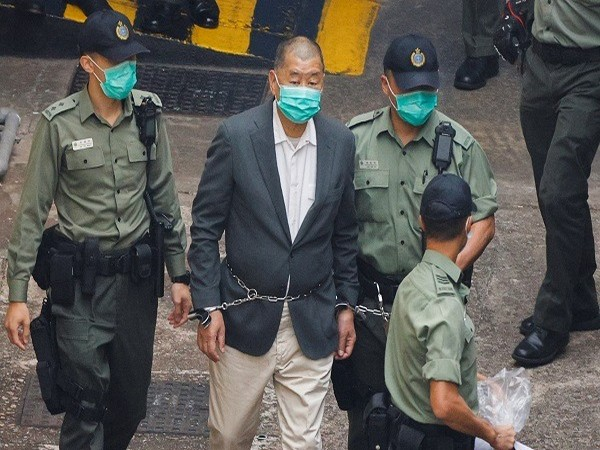 Media tycoon Jimmy Lai
