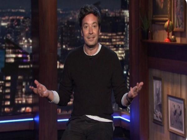Host-comedian Jimmy Fallon (Image source: Twitter)