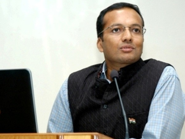 File photo of Congress leader Naveen Jindal