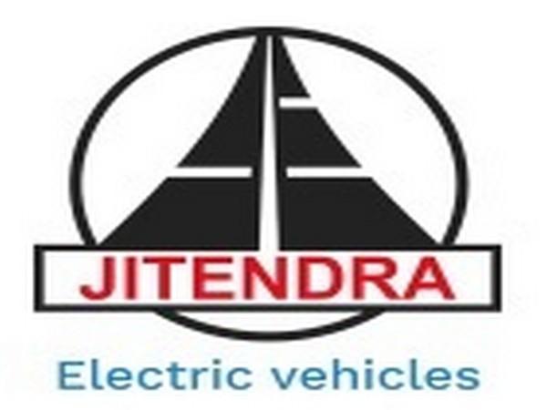 Jitendra EV Tech logo
